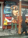 Image for Cigar Store Indian, Kahnawake (Québec)