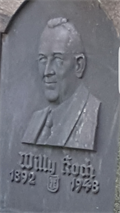 Image for Willy Koch - Saalfeld/ Thüringen/ Deutschland