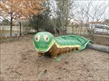 Image for Parker the Caterpillar bench - University Park, PA