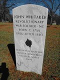 Image for John Whitaker - New Hope, AL