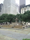 Image for Pulitzer Fountain - New York, NY