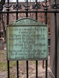 Image for Paul Revere Buried in this Ground