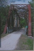 Image for Tuque Creek MKT Bridge - Katy Trail State Park ~ Marthasville, MO