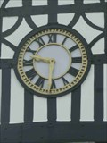 Image for Town Hall Clock, Bridgnorth, Shropshire, England