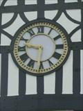 Image for Town Hall Clock, Bridgnorth, Shropshire, England