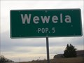 Image for Wewela, South Dakota - Population 5