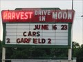 Image for Harvest Moon Drive-In; Gibson City, Illinois