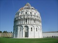 Image for Battistero di San Giovanni - Pisa, Italy