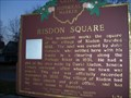 Image for Risdon Square :  Marker #1-74
