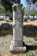 Image for C. H. Durbin - Springer-Macedonia Cemetery - Waller County, TX