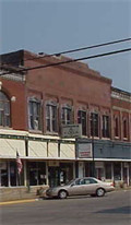 Image for 204-206 South Main Street - Palestine Commercial Historic District - Palestine, IL