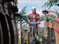 Image for The Golden Galleon Pirate-Muffler Man - Ocean City, NJ