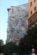 Image for El Rastro Mural - Madrid, Spain