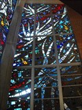 Image for Saint Bartholomew church stained glass - San Mateo, California