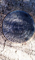 Image for NY0200 - USCGS Azimuth Mark - Lake County, OR