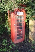 Image for Re Telephone Box - Long Buckley, Northamptonshire, NN6 7EP
