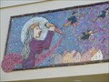 Image for Shakespeare Mosaic Mural - Loch Haven Park - Orlando, USA.