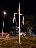 Image for Red Lobster Nautical Flag Pole - Milpitas, CA