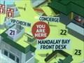 Image for Mandalay Bay Map (Lobby) - Las Vegas, NV