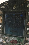 Image for Colonel R. S. Bevier Cairn - Bevier, MO