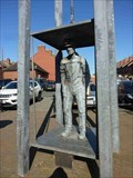 Image for Miner Memorial, Highley, Shropshire, England