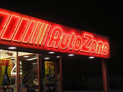Auto Zone Roseville Mi Neon Signs On