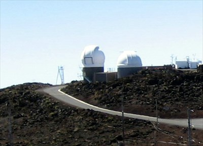 LURE Observatory, University of Hawaii - Astronomical ...
