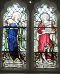 Image for St Miriam & St Cecilia - St Tudno's Church - Great Orme, Llandudno, Wales.
