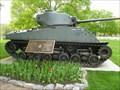 Image for M4A2E8 Medium Sherman - Ottawa, Ontario