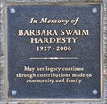 Image for Barbara Swaim Hardesty ~ Bridgeton, Indiana