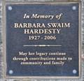 Image for Barbara Swaim Hardesty ~ Bridgeton, Indiana