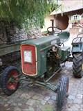 Image for Old Tractor - Reutemühle - Überlingen, Germany, BW