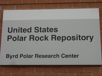 US Polar Rock Repository