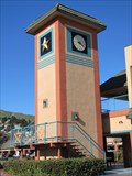 Image for Brisbane Village Clock - Brisbane, CA