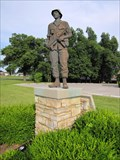 "Image for 1st. Lt. George Kenton ""Ken"" Sisler Monument - Dexter, Missouri"