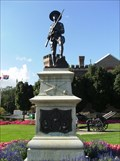 Image for Boer War Memorial - Brantford, Ontario