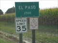 Image for El Paso, Illinois.