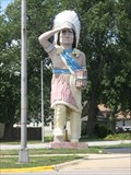 Image for Biggest Cigar Store Indian statue - Oak Lawn, IL
