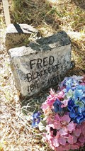 Image for Fred Blackert - Rock Point Pioneer Cemetery