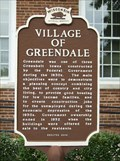 Image for Village of Greendale Historical Marker