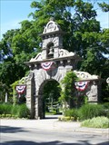 Image for Lowell Cemetery Gateway - Lowell, MA