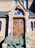 Image for Doorway Pfarrkirche St. Martin Bickendorf, RP, Germany