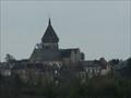 Image for Relevé géodésique de l'Eglise St Marcel