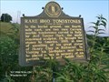 Image for Rare 1860 Tombstones - Winchester KY
