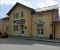 Image for Train Station -  Námešt nad Oslavou, Czech Republic