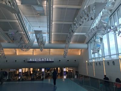 Sky Bridges, Lengthwise, JAX Airport