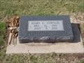 Image for 100 - Alma C. Stroud - El Reno Cemetery - El Reno, OK