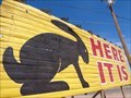 Image for Here It Is - Mural - Joseph City, Arizona, USA.