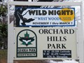 Image for Cross Country - Orchard Hills Park - Chester Township