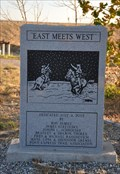 Image for East Meets West
